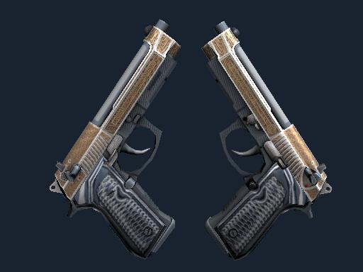 Dual Berettas | Tread