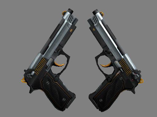 Dual Berettas | Ventilators