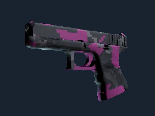 Glock-18 | Pink DDPAT