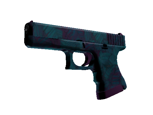 Glock-18 | Synth Leaf