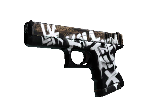 Glock-18 | Wasteland Rebel