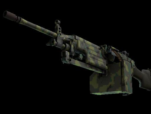 M249 | Jungle DDPAT