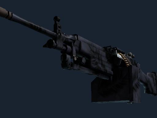 M249 | Midnight Palm
