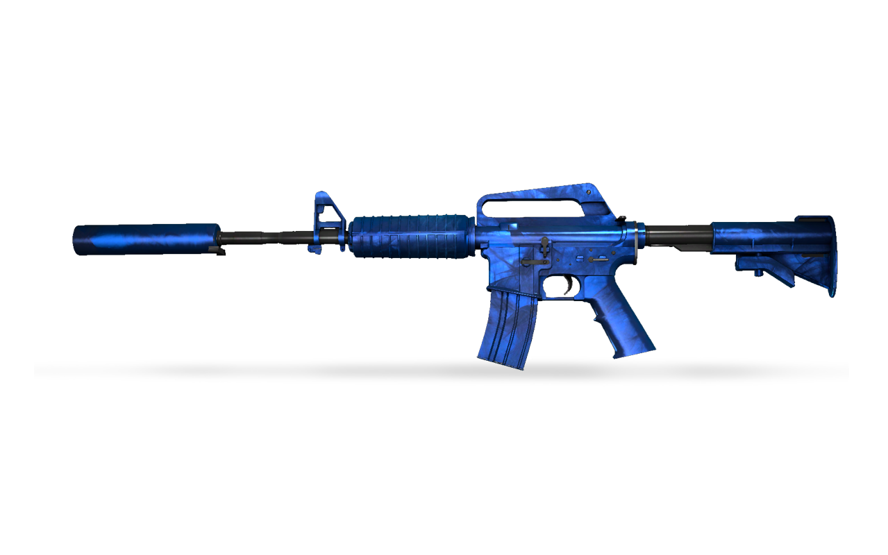 M4A1-S | Blue Phosphor