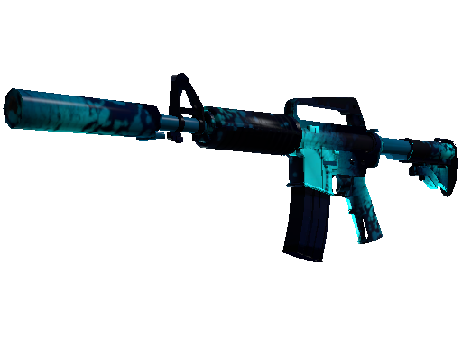 M4A1-S Icarus Fell