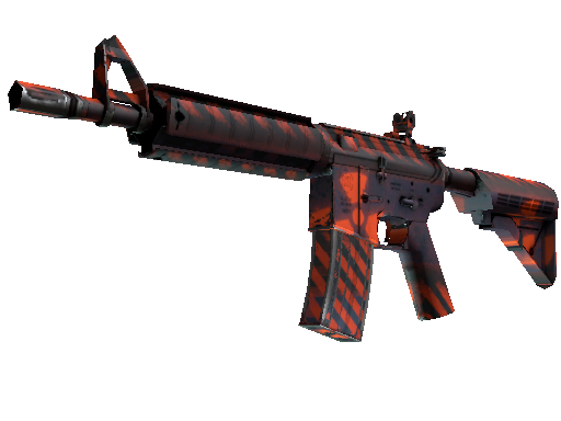 M4A4 | Radiation Hazard