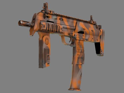 MP7 | Orange Peel