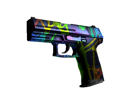 P2000 | Acid Etched