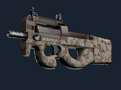 P90 | Desert DDPAT