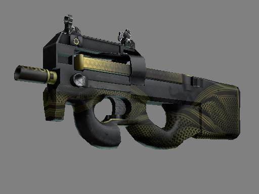P90 Desert Warfare