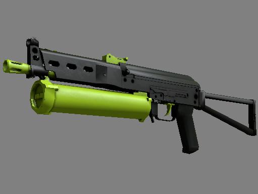 PP-Bizon | Chemical Green