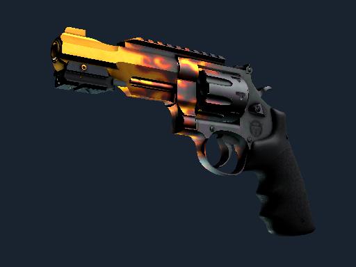 R8 Revolver | Blaze