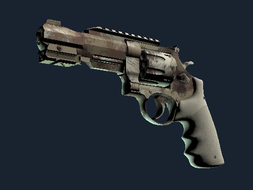 R8 Revolver | Desert Brush