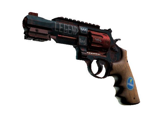 R8 Revolver | Junk Yard