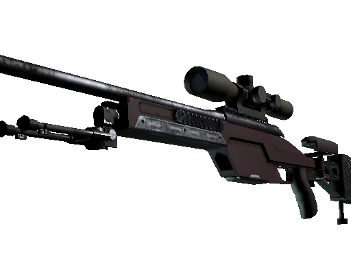 SSG 08 Red Stone