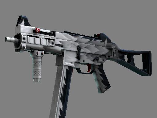 UMP-45 | Arctic Wolf