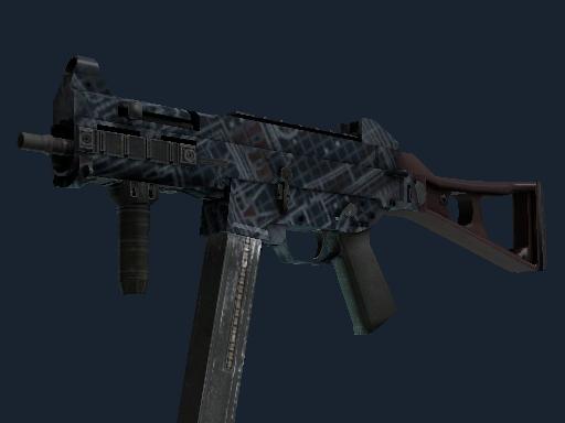 UMP-45 | Facility Dark