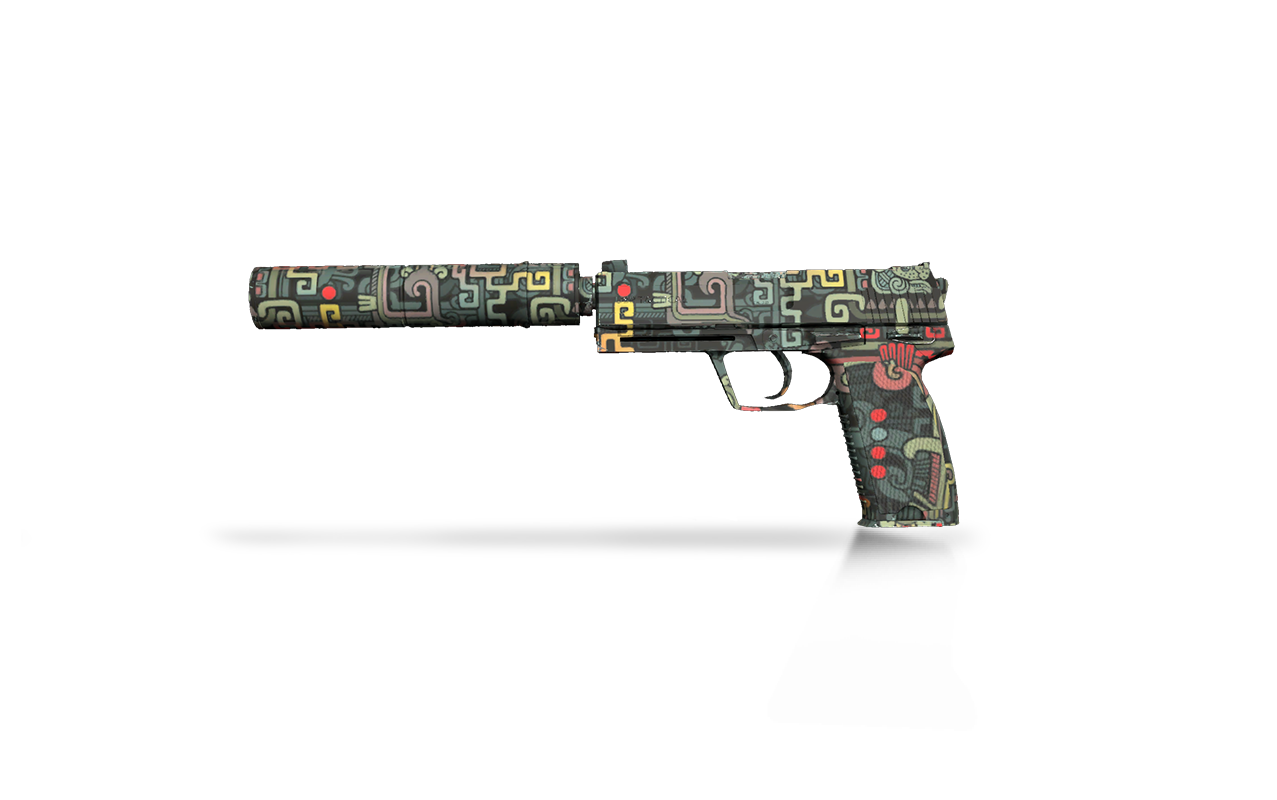 USP-S | Ancient Visions