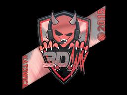Sticker | 3DMAX (Holo) | Katowice 2015
