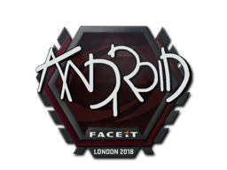 Sticker | ANDROID | London 2018