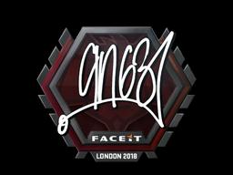 Sticker | ANGE1 | London 2018