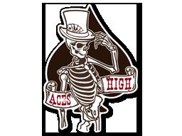 Sticker | Aces High