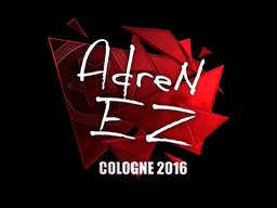 Sticker | AdreN (Foil) | Cologne 2016