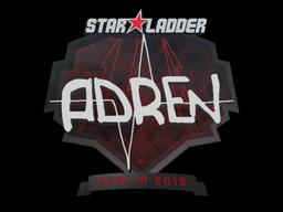 Sticker | AdreN | Berlin 2019