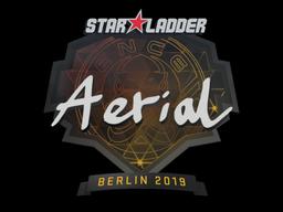 Sticker | Aerial | Berlin 2019