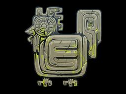 Sticker | Ancient Beast