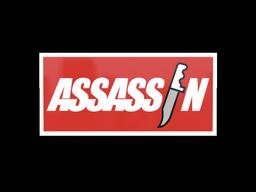 Sticker | Assassin