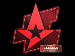 Sticker | Astralis | Atlanta 2017