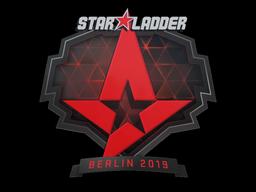 Sticker | Astralis | Berlin 2019