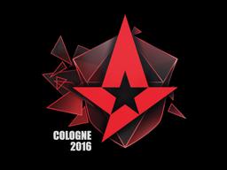 Sticker | Astralis | Cologne 2016
