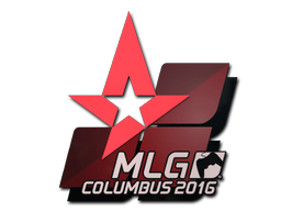 Sticker | Astralis | MLG Columbus 2016