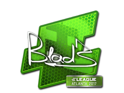 Sticker | B1ad3 | Atlanta 2017