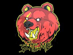 Sticker | Bite Me