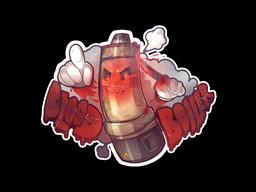 Sticker | Blood Boiler