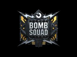 Sticker | Bomb Squad (Foil)