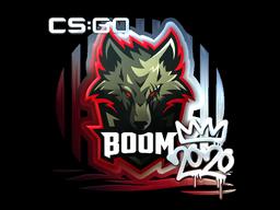 Sticker | Boom (Foil) | 2020 RMR