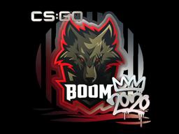 Sticker | Boom | 2020 RMR