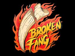 Sticker | Broken Fang