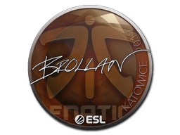 Sticker | Brollan | Katowice 2019