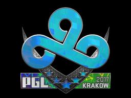 Sticker | Cloud9 (Holo) | Krakow 2017