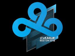 Sticker | Cloud9 | Boston 2018