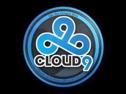Sticker | Cloud9 | Cologne 2014