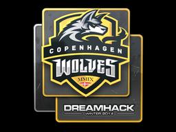 Sticker | Copenhagen Wolves | DreamHack 2014