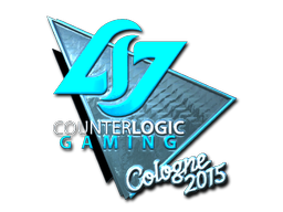 Sticker | Counter Logic Gaming (Foil) | Cologne 2015