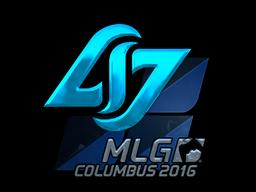 Sticker | Counter Logic Gaming (Foil) | MLG Columbus 2016