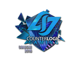 Sticker | Counter Logic Gaming (Holo) | Cologne 2016